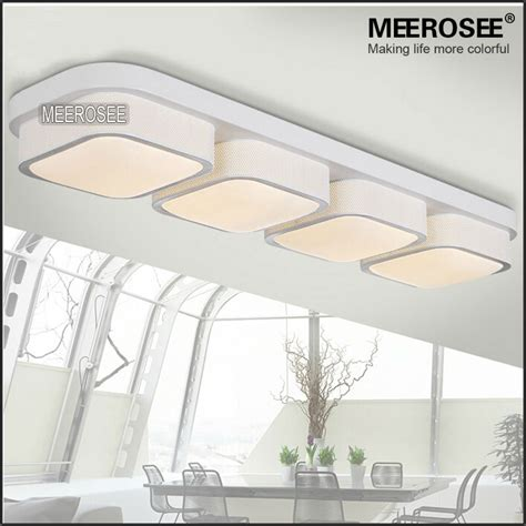 quality acrylic shade led kitchen ceiling lights acrylic modern led ceiling light fixture for kitchen top