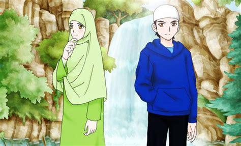 Jika Aku Muslimah antara aku dan laki laki harus ada izzah dan iffah youthism