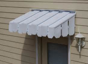 Door Canopy Awning Brookside Door Awning With Flat Side Panels