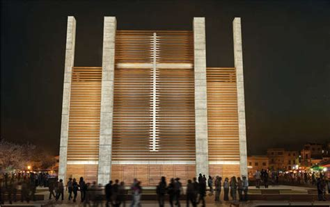 design concept church remixed chapel concepts notre dame haiti cathedral