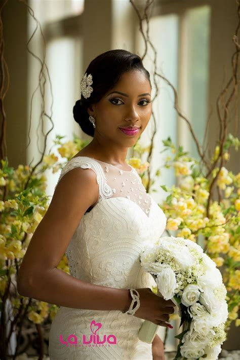 Wedding Hair Accessories In Nigeria by Bn Bridal Laviva Bridal Concepts Collection Bellanaija
