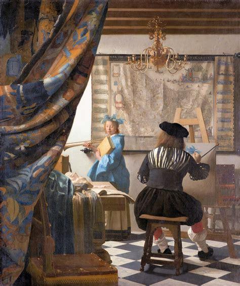 The Of Painting artodysseys vermeer s the of painting
