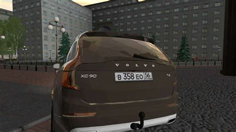 City Car Driving 1.5.1 ? Volvo XC90 2016 Car Mod ? Simulator Games Mods Download