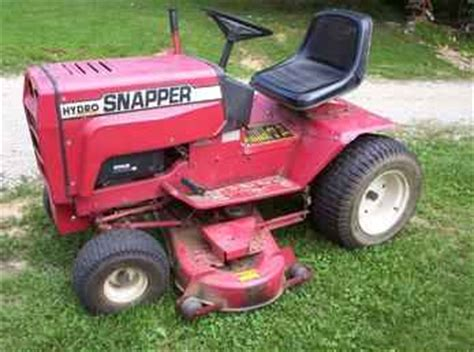 Used Farm Tractors For Sale Snapper Hydrostat 2003 09 20