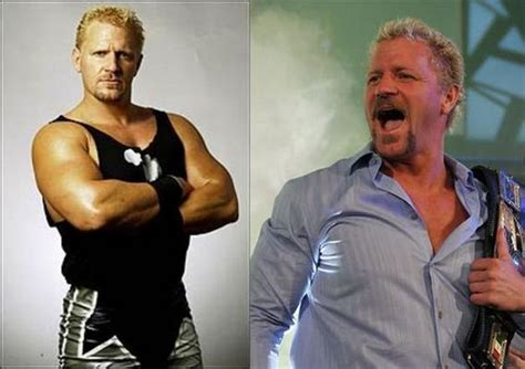 dwayne the rock johnson then and now wrestlers then and now barnorama
