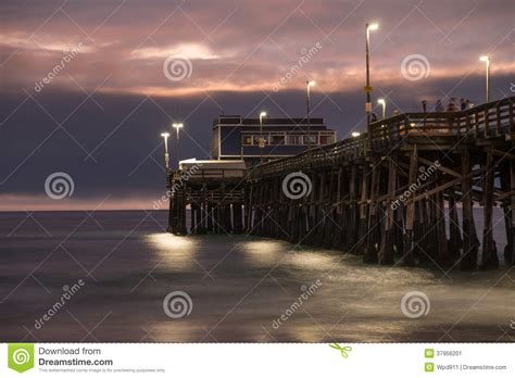 Pch Movers Newport Beach Ca - balboa pier newport beach stock image image 37956201
