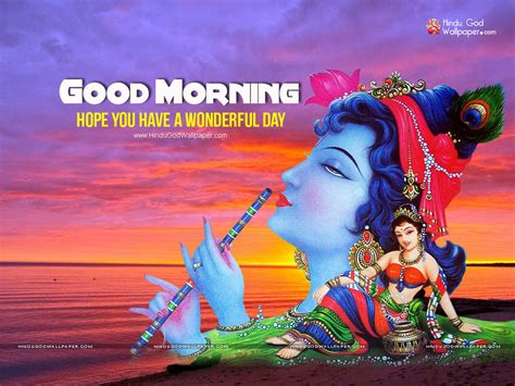 Krishna Images Good Morning | good morning jai shri krishna images