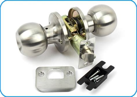 Door Knob Outlet by Top Quality Satin Stainless Steel Door Knobs Handles