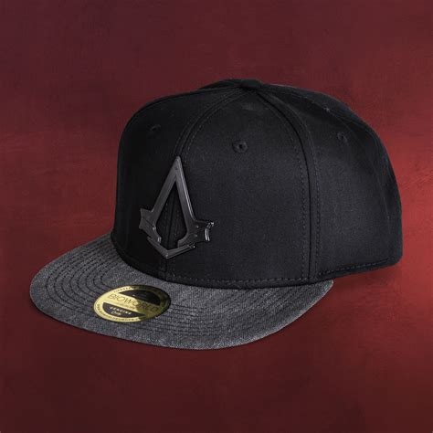 Snapback Assasins Creed Syndicate assassins creed syndicate snapback cap elbenwald