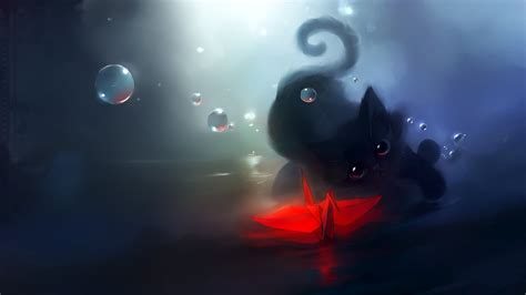 themes in black cat apofish wallpaper and theme for windows 7 wallpaperdeck