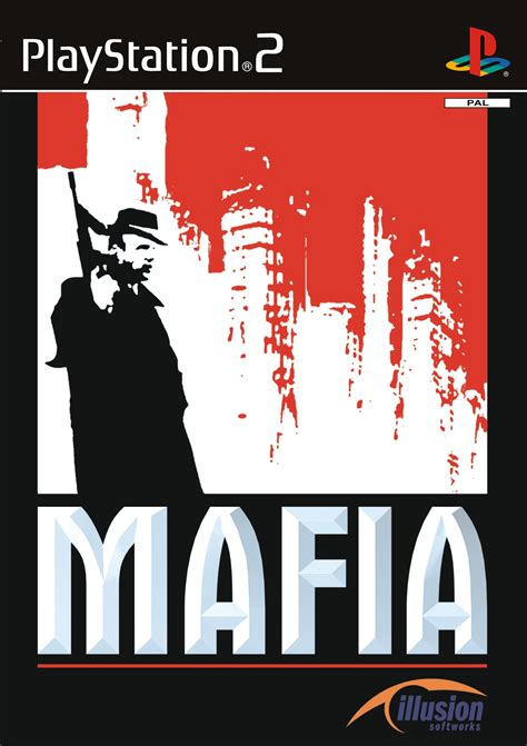 Mafia Ii Ps3 Cd mafia box front