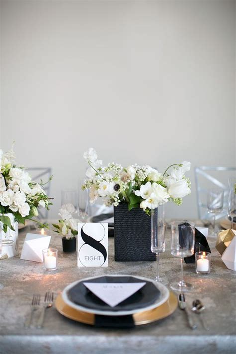 contemporary setting 41 edgy modern wedding ideas you ll love weddingomania