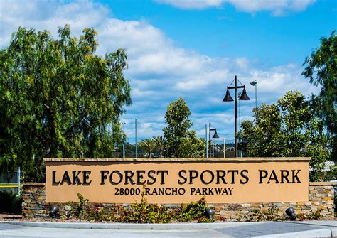 lake forest sports park recreation center lake forest