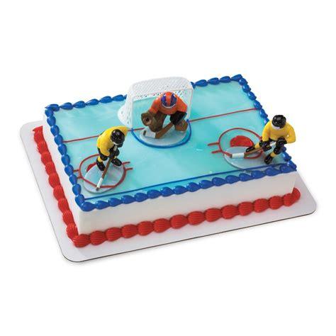 Hockey Cake Decorations hockey cake cake ideas and designs