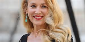 jerry hall women weak ageing beauty respect age