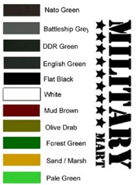 army spray paint olive nato green black etc ebay
