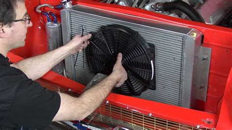 How And When To Use An Auxiliary Electric Fan Youtube