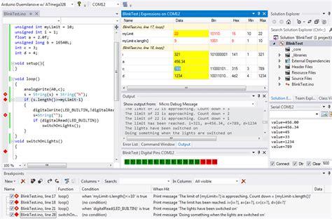 Arduino Code Debug | debugging debugger for code blocks arduino arduino
