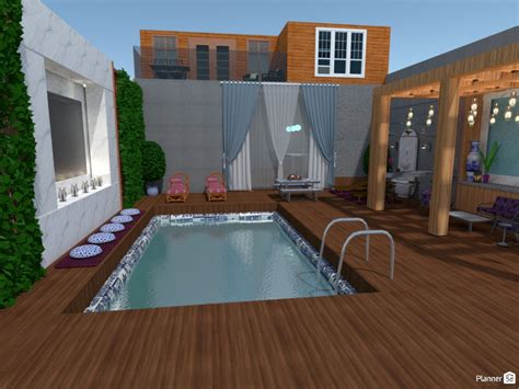 planner 5d outside pool area house ideas planner 5d