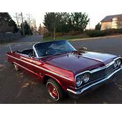 1964 Chevrolet Impala SS Convertible Lowrider For Sale Photos