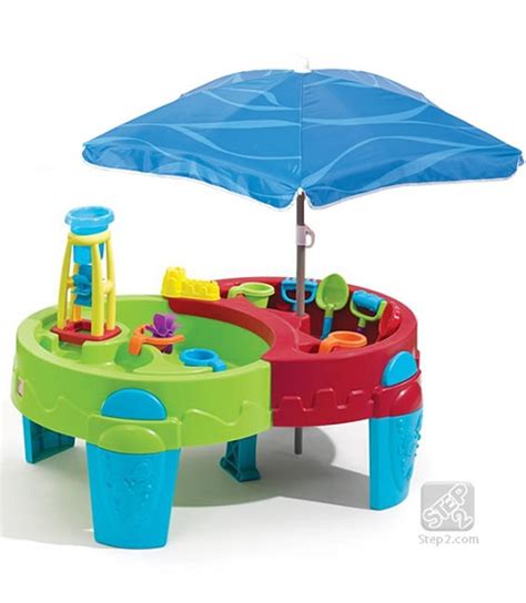 step2 shady oasis sand and water table step2 in july sale 2500 giveaway