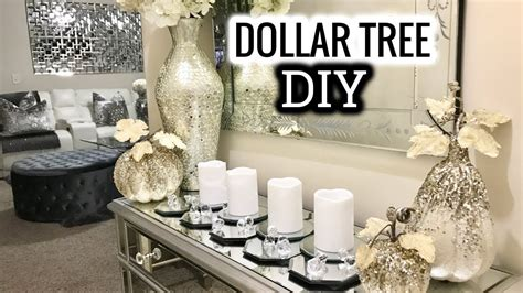 diy home decor idea dollar tree diy mirror table runner diy home decor idea
