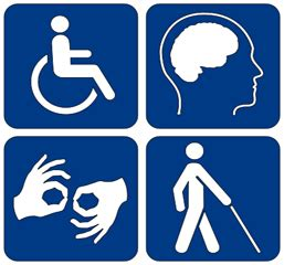 Blind Disability disability rights information braille works