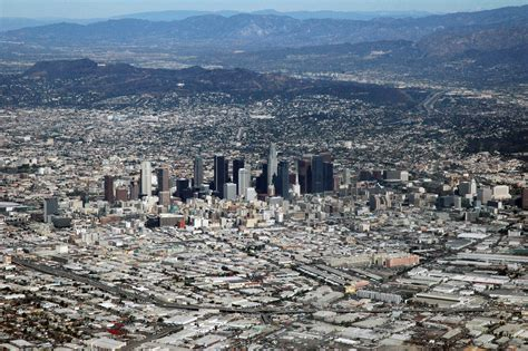 From Ca To La by File Los Angeles Ca From The Air Jpg Wikimedia Commons