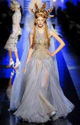 Show Haute Couture Ss 07 Gaultier by I Am Fashion Haute Couture Ss07 Iii