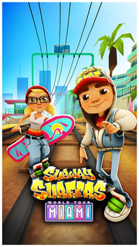 subway surfers original apk subway surfers miami another update for the most played endless runner axeetech