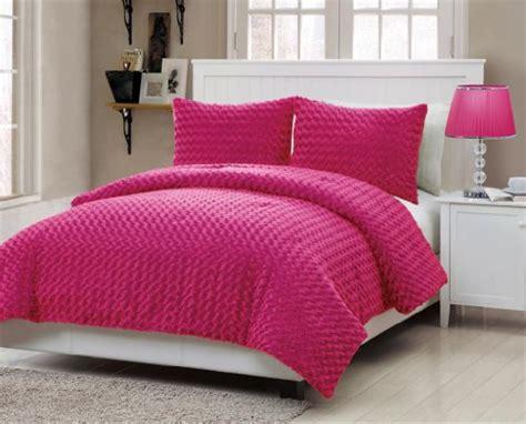 rose fur comforter set victoria classics rose fur 2 piece comforter set