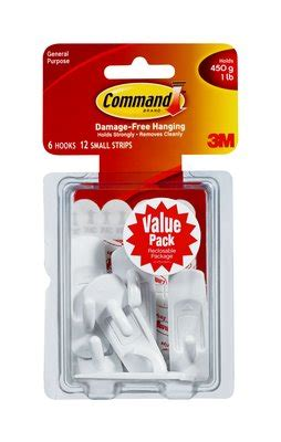 command purely purple small wire hooks 3 hooks 4 clear command uk how to use command products