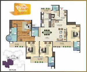 drawing apartment floor plans 4 bhk flats in greater noida west 3 bhk and 2 bhk flats