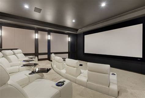 Home Theatre Interiors 25 Best Ideas About Home Theater Design On