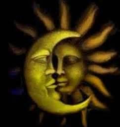 imagenes de sol y luna animadas cuarto d 237 a sol y luna bimestral