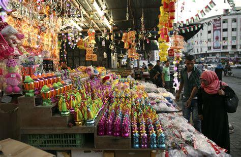 Islamic Cloth Gaza muslims worldwide prepare for ramadan