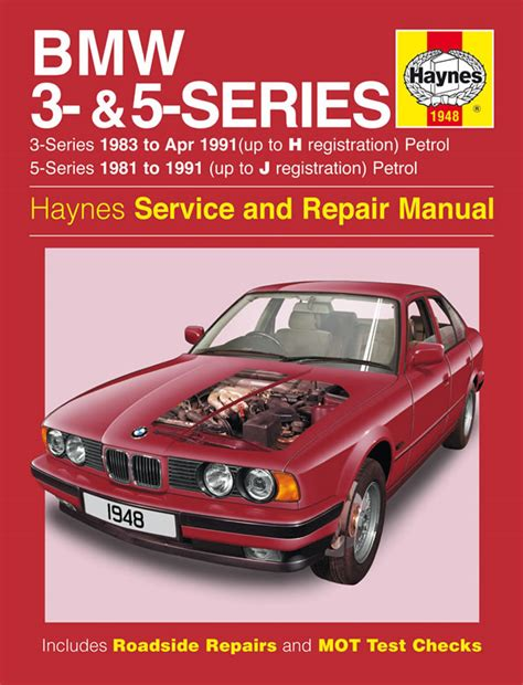 automotive repair manual 2001 bmw 5 series on board diagnostic system bmw 3 5 series petrol 81 91 up to j haynes publishing