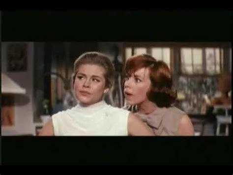 who s been sleeping in my bed 1963 who s been sleeping in my bed clip 9 elizabeth montgomery youtube