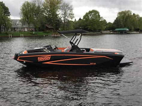 heyday boats ontario heyday wt 2 2017 new boat for sale in manotick ontario
