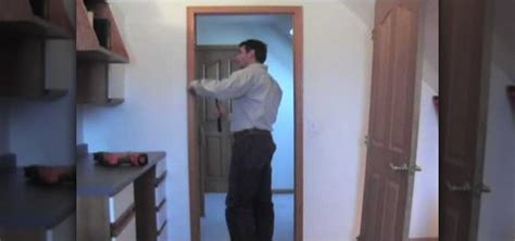 How To Remove A Closet Door How To Completely Remove An Interior Door In Your Home 171 Construction Repair Wonderhowto