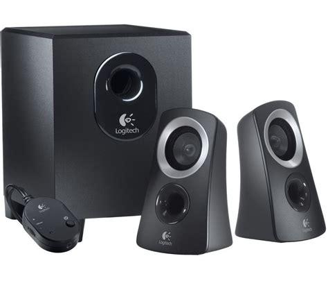 Logitech Multimedia Speaker Z313 new logitech z313 2 1 ch multimedia speaker system