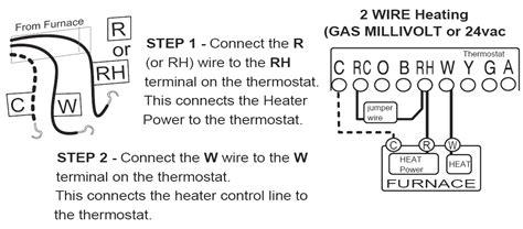 ritetemp thermostat wiring diagram thermostat