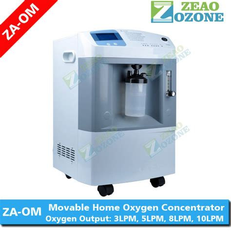 portable o2 gas plant electric home oxygen machine