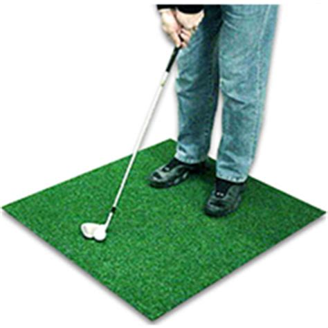 How To Make A Golf Practice Mat by Golf Practice Driving Chipping Mat Golf And