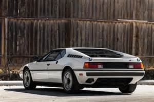 Bmw M1 Price Bmw M1 To Set Record Price At Auction Car List