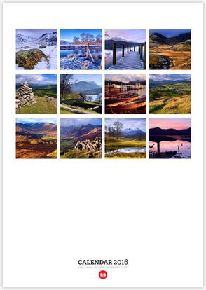 Calendar 2016 Where To Buy Lake District And Dales 2016 Wall Calendars To