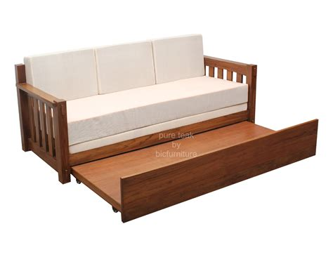 wooden sofa bed diy sofa cum bed crowdbuild for