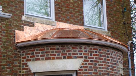 standing seam roof section round standing seam roof section in copper new england