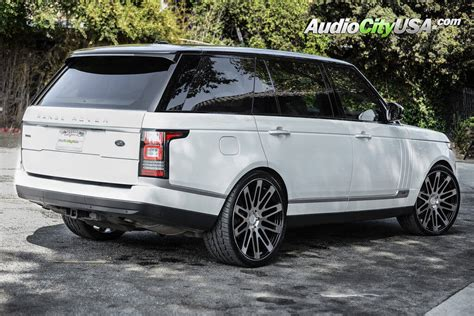 range rover rims 2015 range rover hse charged 24 quot road wheels