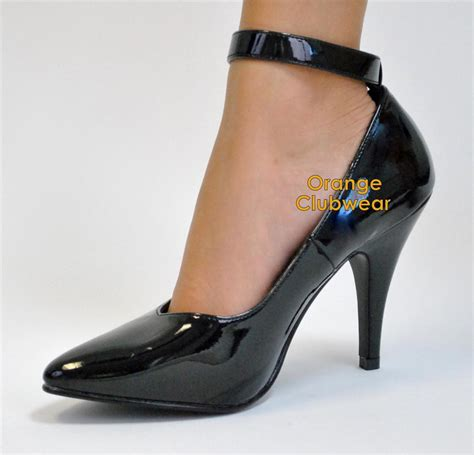 wide high heels shoes pleaser wide width high heels s pumps shoes ebay